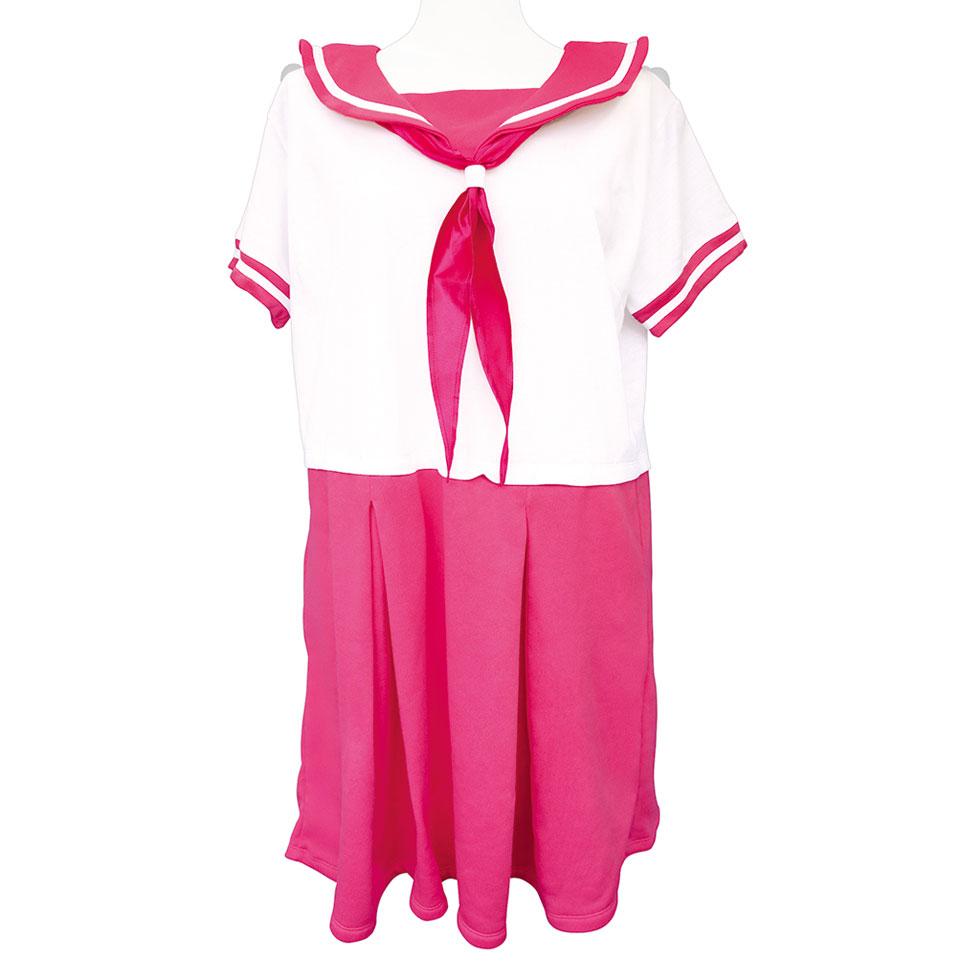 セーラーパジャマおとこの娘用2Lサイズ ピンク