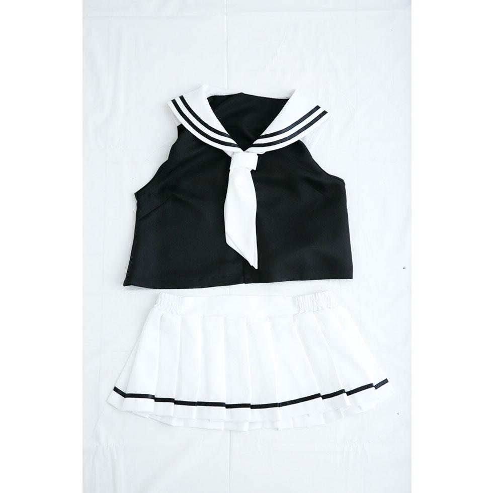 大島薫プロデュース Kaoru's Closet ノースリーブセーラー服